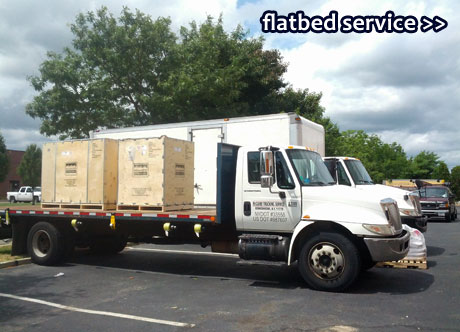 Flatbed Trucking Company