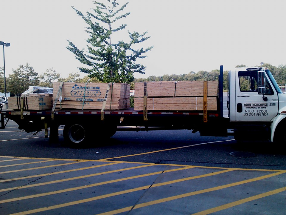 Queens Flatbed Trucking