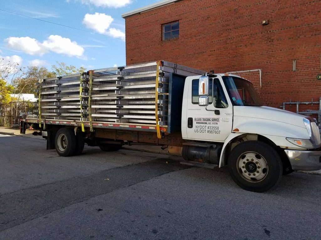 Flatbed Trucking Service