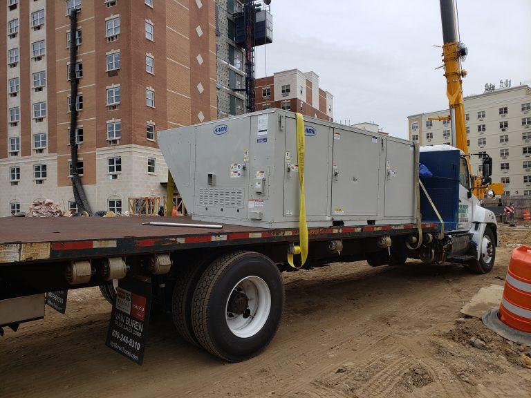 Trucking Brooklyn   McGuire Trucking Service