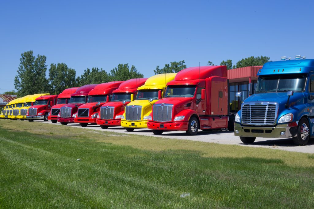 Top Flatbed Trucking companies