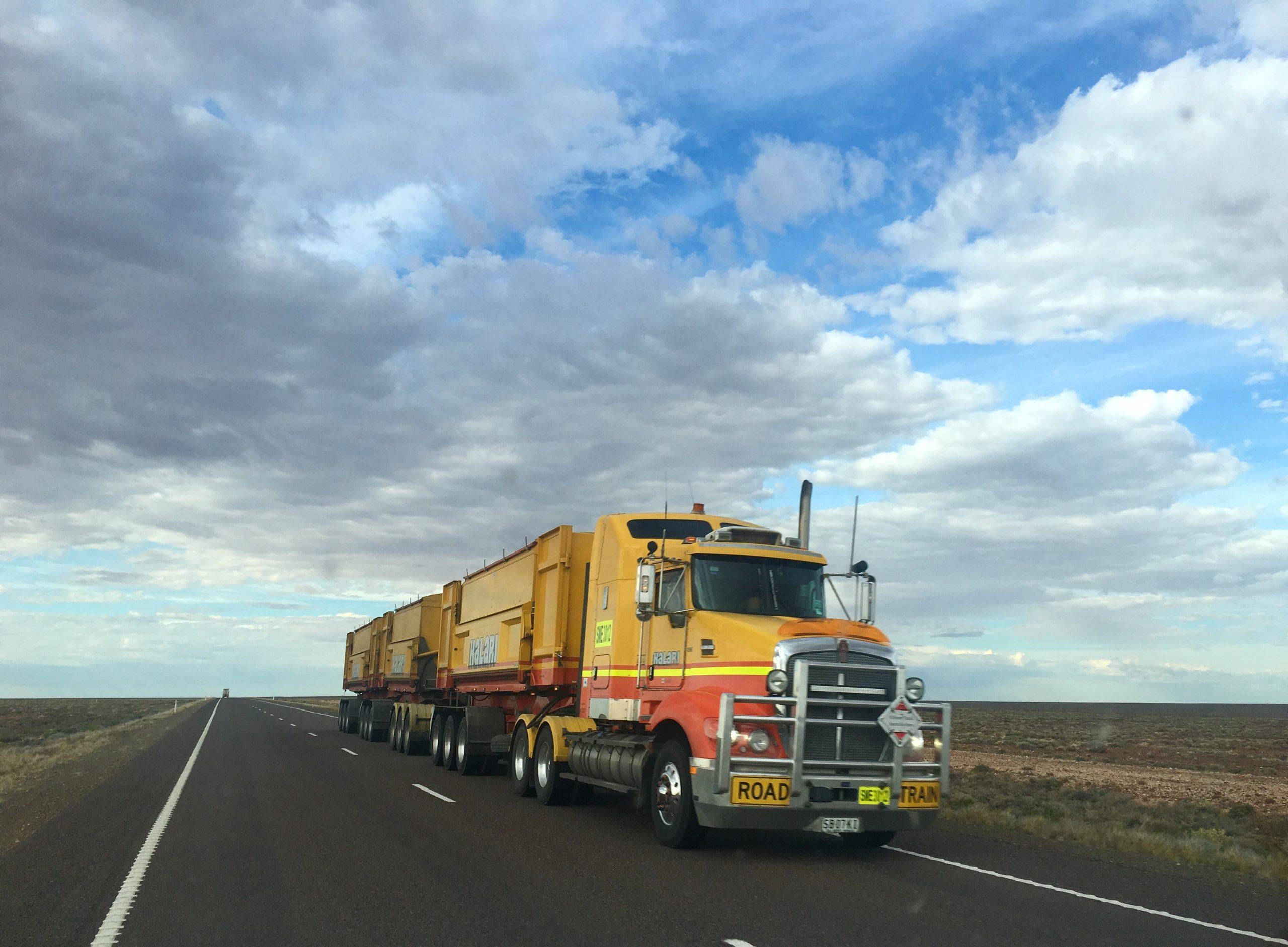 Trucking Manhattan