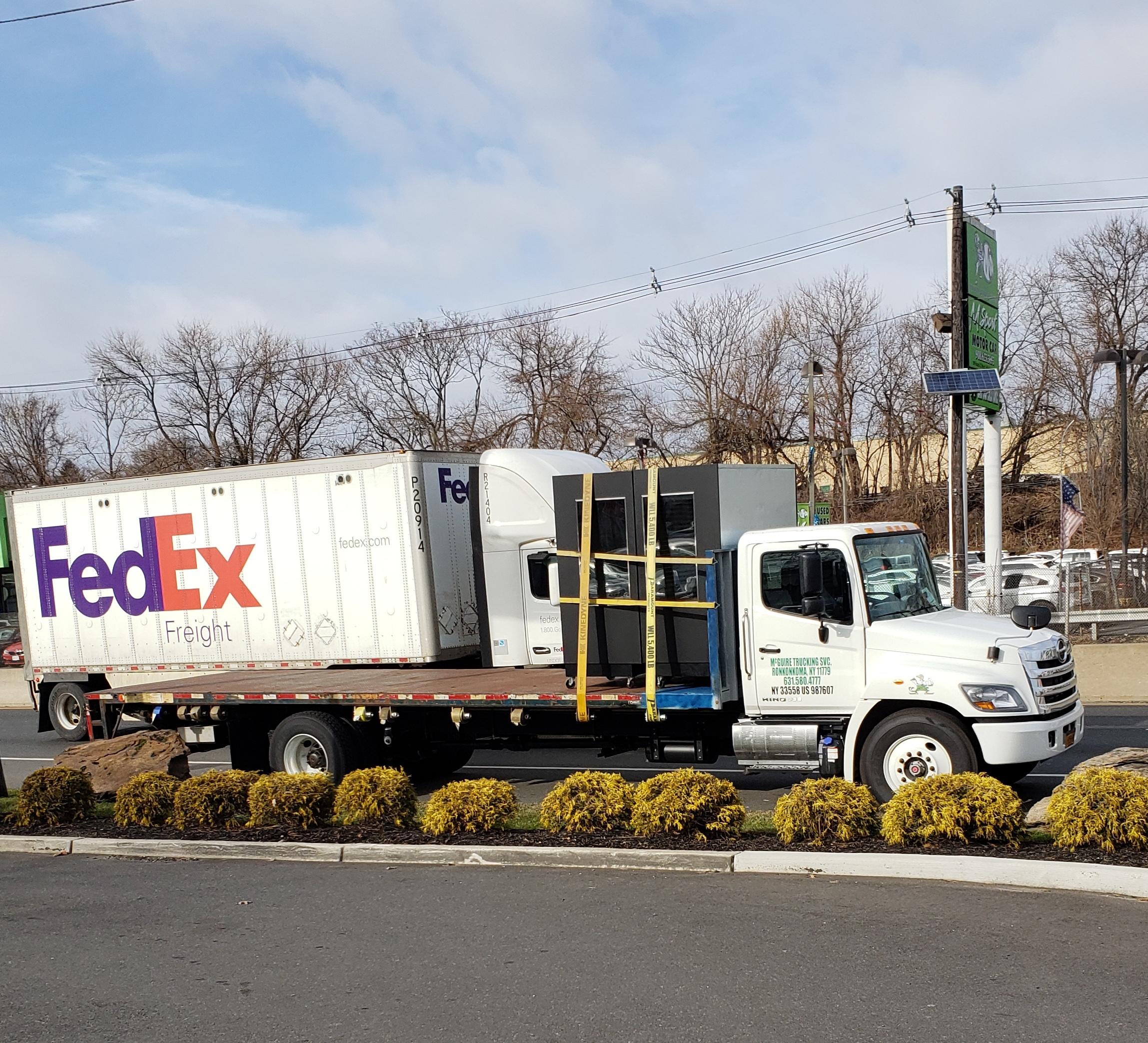 Trucking Bronx